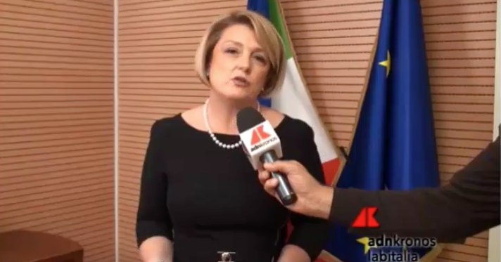 Labitalia - 6.11.2014 - Marina Calderone rieletta Presidente dell'Ordine