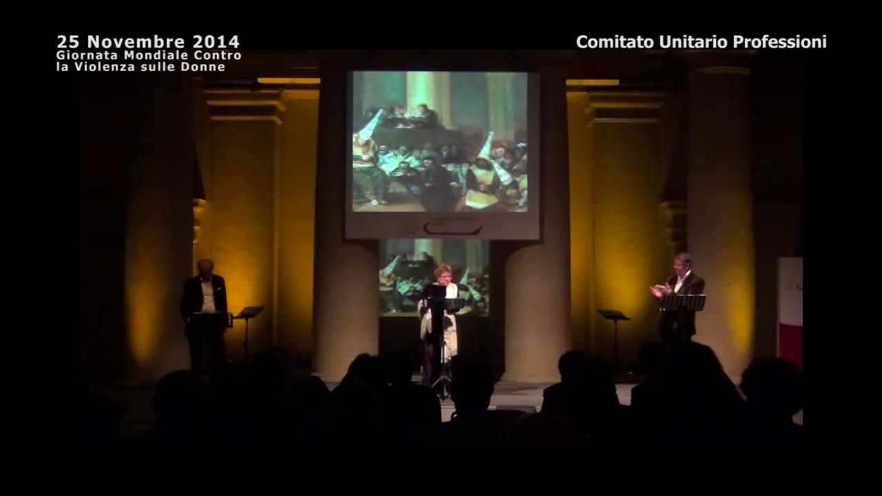 """""""Artemisia Gentileschi, processo per stupro. La forza del dolore"""""""