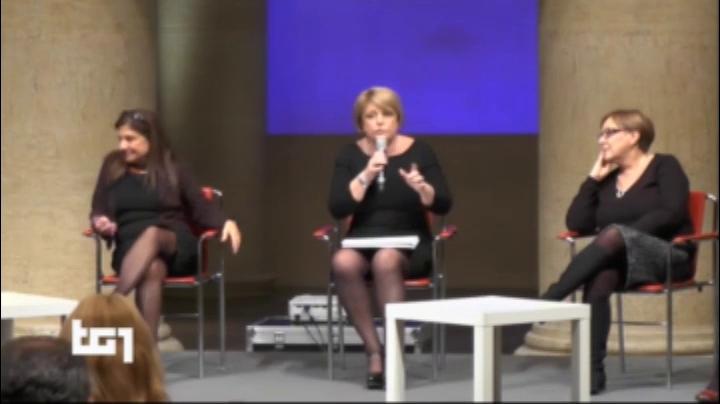 Tg1 25.11.2014 - Professioni Contro la Violenza sulle Donne