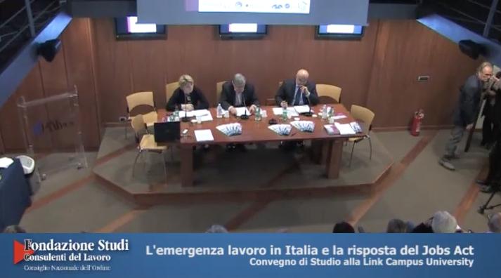 Labitalia: Consulenti del lavoro: bene Jobs Act, dà più flessibilità