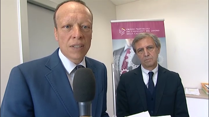 1° Congresso Regionale Calabria - Intervista a Umberto Valenti