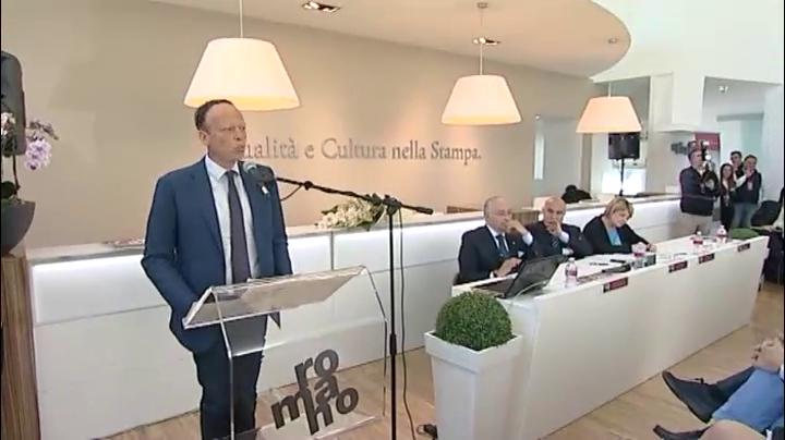 1° Congresso Regionale Calabria - Servizio