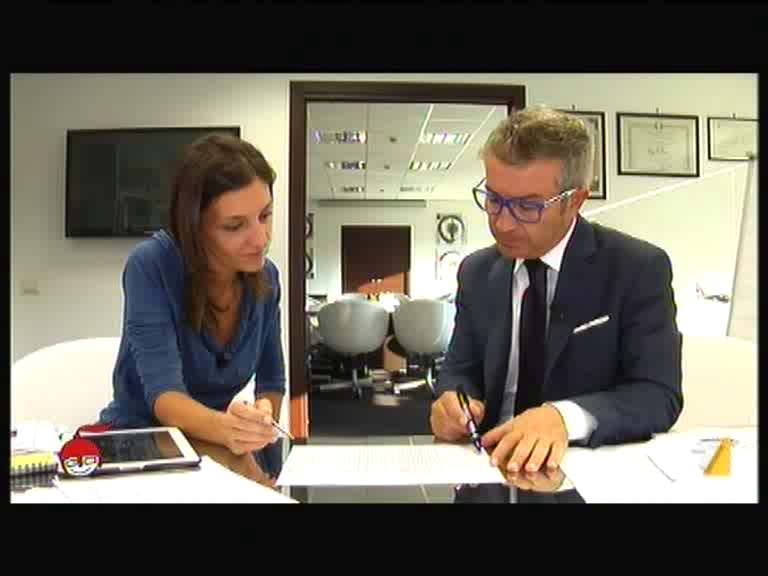 LA7 - Di Martedì, Tfr in busta paga - interviene Enzo De Fusco