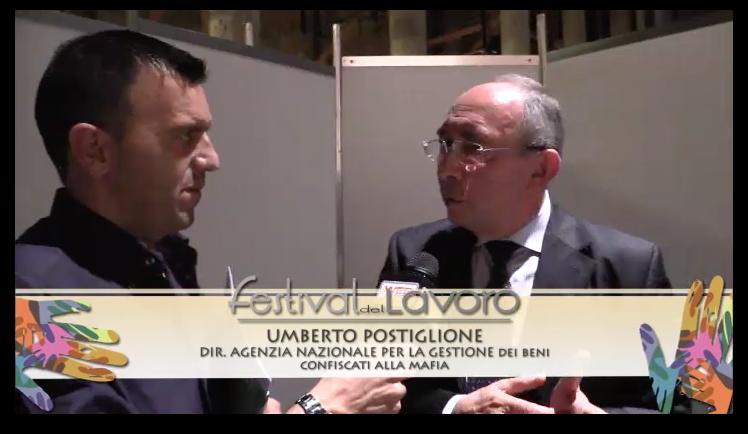 Festival del Lavoro 2015 - Umberto Postiglione