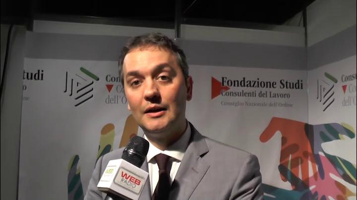 Intervista a Filippo Taddei