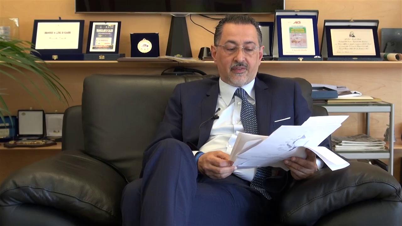 Il messaggio di Marcello Pittella - Presidente Regione Basilicata