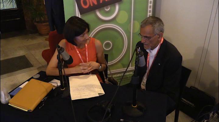 Cdl WebRadio intervista - Guglielmo Loy - 25.06.2015