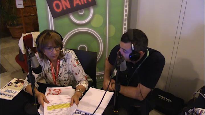 CDL WebRadio intervista - Maria Luisa Campise - 26.06.2015