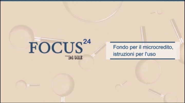 Focus24 - Microcredito