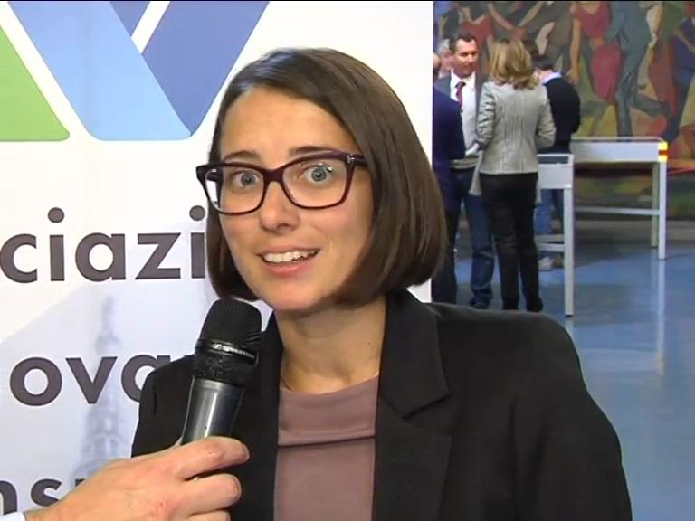 """Giorgia D'Errico presenta """"Ci vediamo al lavoro"""""""