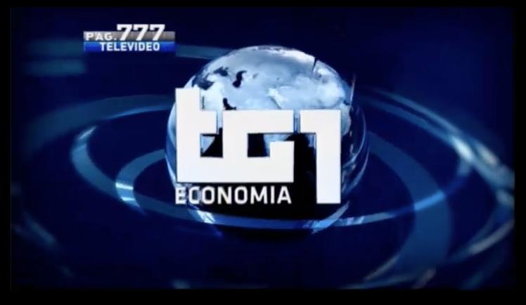 20.03.2015 - Tg1 Economia TFR