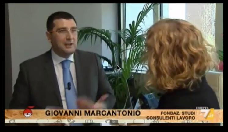 Giovanni Marcantonio - Di Martedi 10.03.2015