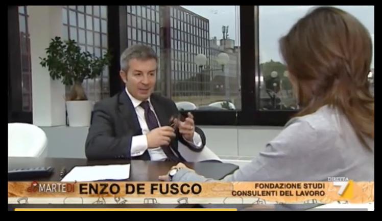 17.03.2015 - De Fusco a Di Martedi su pensioni