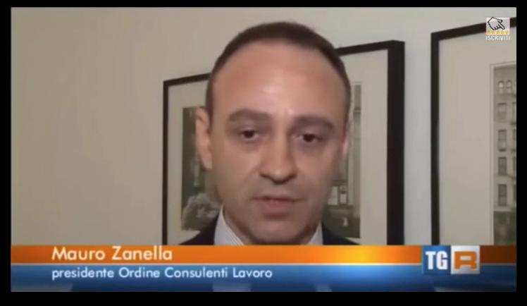 Mauro Zanella su TGR Trentino-Alto Adige su Microcredito