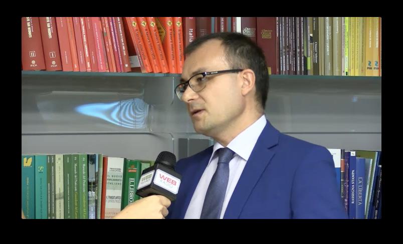 21.07.2015 - Intervista a Luca Paone su Regolamento FCO