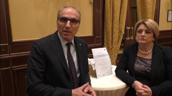 Lavoro transfrontaliero: F. Cerqueti e M. Calderone