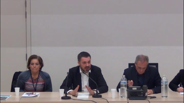 Interv. di Luca Visentini al CESE