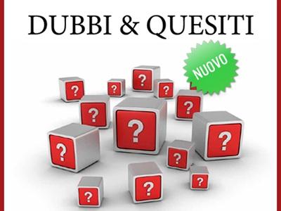 Dubbi e quesiti: Fondazione Studi risponde Vol.1