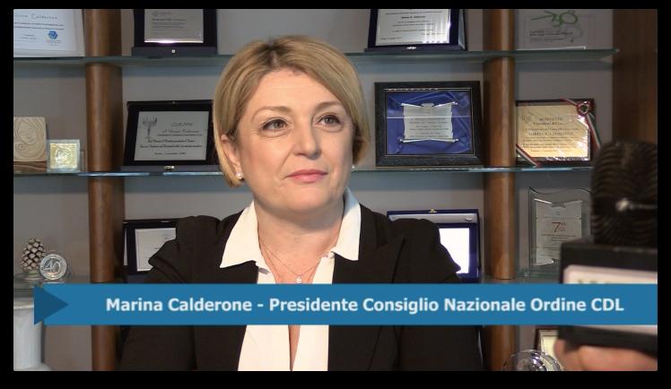 Intervista a Marina Calderone su Formazione Continua