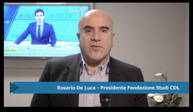 Intervista a Rosario De Luca su Abusivismo Professionale