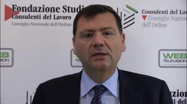 Vincenzo Silvestri - Il sito INAIL riparte dopo l'intervento CNO