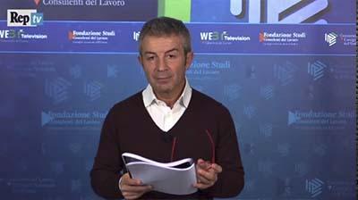 Repubblica TV. Enzo De Fusco, lavoratori precoci