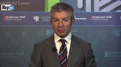 Repubblica TV. Enzo De Fusco, jobs Act degli autonomi