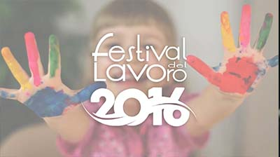 Backstage Festival del Lavoro 2016