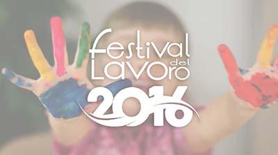 Sigla Festival del Lavoro 2016