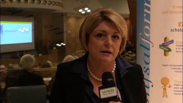 Intervista alla presidente Calderone - 29.01.2016 - giovani e lavoro