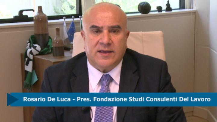 De Luca: necessario segnalare abusivismo professionale