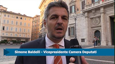Intervista a Simone Baldelli