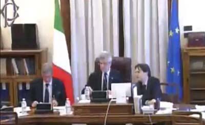 Simone baldelli vicepresidente camera dei deputati for Tv camera deputati