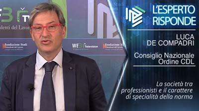 Luca De Compadri - Le stp e il carattere di specialità della norma
