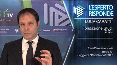 Luca Caratti - Il Welfare Aziendale