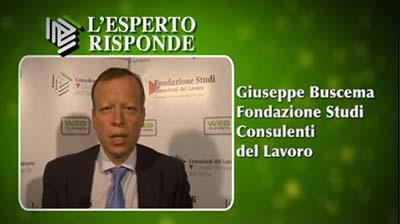 Giuseppe Buscema - Contratto di 2° livello e di prossimità