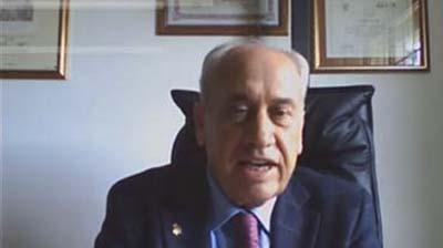 Intervista al Presidente di Agrigento, Enrico Vetrano - 01.03.2016