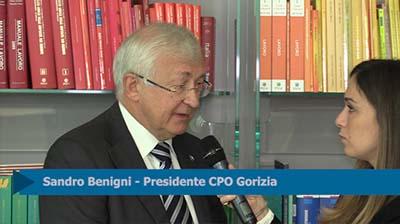 Intervista a Sandro Benigni, Presidente CPO Gorizia