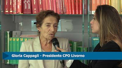 Intervista a Gloria Cappagli, Presidente CPO Livorno