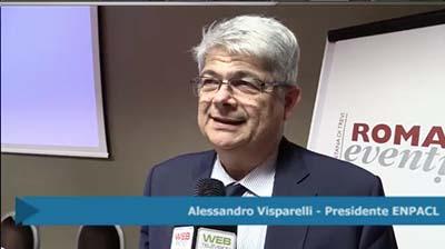 16-18.03.2016 - Convegno ENPACL - Alessandro Visparelli su CED
