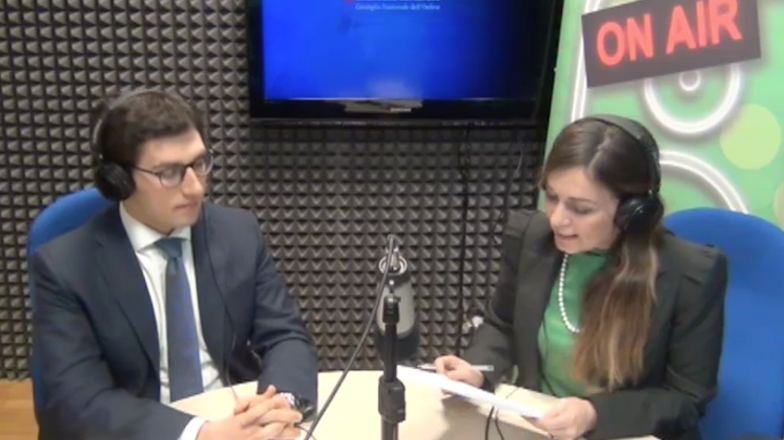 Dario Fiori - Quesito n°1 del 12.02.2016