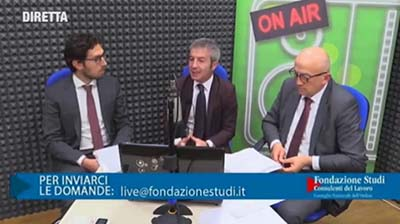 Le novità sul decreto fiscale - Diretta Livestream 16.11.2016