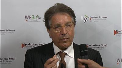 9° Congresso - Intervista ad Alberto Brambilla