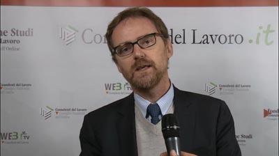 9° Congresso - Intervista a Maurizio Del Conte