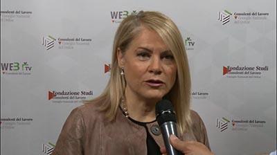 9° Congresso - Intervista a Susanna Petruni