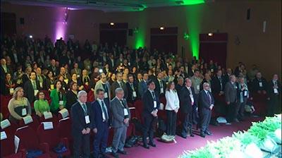 9° Congresso - Cerimonia di apertura