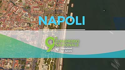 9° Congresso Napoli.  Promo Locations