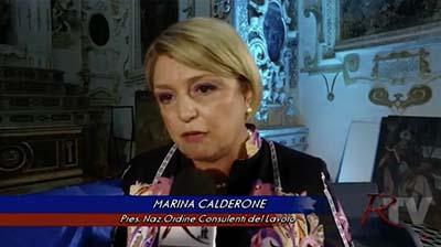 RisolutoTv - Premio Cumbo 2017. Intervista a M. Calderone