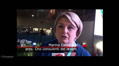 AdnKronos del 28.09.2017 - Intervista a M. Calderone