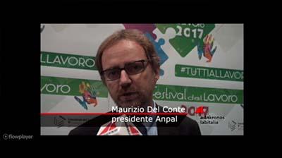 AdnKronos del 29.09.2017 - Intervista a Del Conte